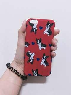 韓風🇰🇷磨砂手機殼iphone 4.7吋