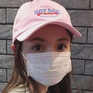 HOTDOG tumblr baseball basic cap