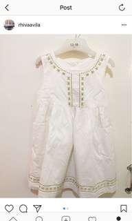 Crazy 8 White Dress
