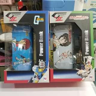 Gundam 高達 rx-78 6000mAh Power Bank 流動充電
