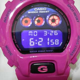 100% 全新 G-SHOCK DW-6900PL-4JF 紫色 purple