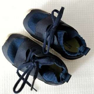Zara Baby Dream Big shoes