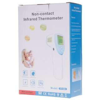 Baby large LCD non contact thermometer