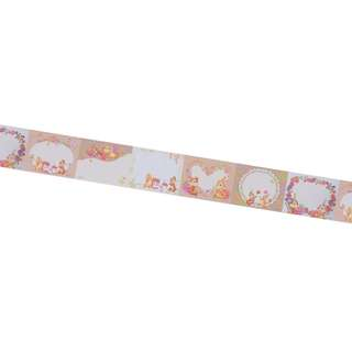 JAPAN DISNEYSTORE, JAPAN IMPORTED: Sticky Pad Roll Series: Chip and Dale HELLO C&D series Memo Roll