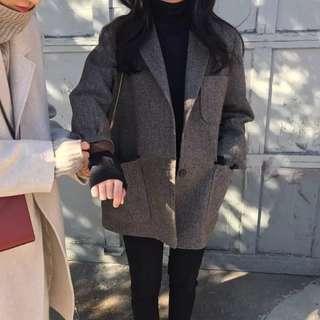 全新✨✨長袖西裝外套