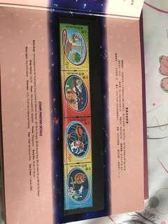 2000 年紀念郵票