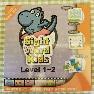 Sight Word Kids Level 1~2