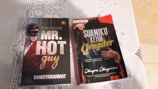 Mr Hot Guy & Suamiku Ketua Gangster
