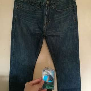 Bullhead Slim Fit Denim Jeans