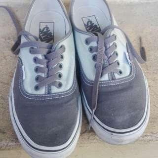 Authentic Vans Shoes Not Nike or Adidas