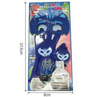 Pjmasks Owlette Hero Super Heroes Mask with Glove Launcher