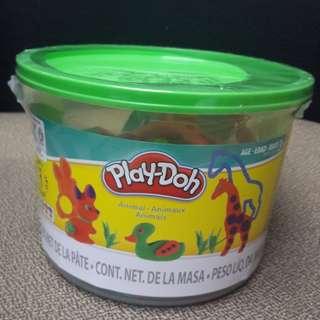 Playdoh Mini Activity Bucket
