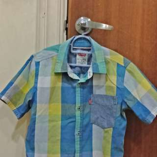 Levi's short sleeve shirt