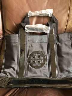 Tory Burch a4 size tote bag