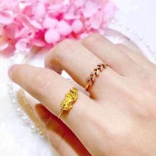 ( P.O. ) Pixiu ring