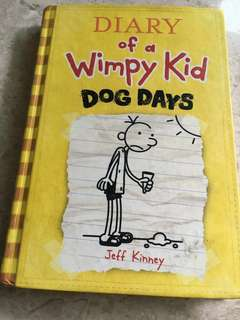 Diary Of A Wimpy Kid(hardcover)