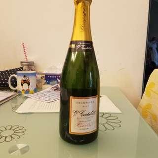 Champagne Brut Blanc de Noirs