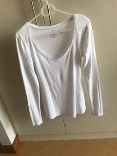 Summer long sleeve shirt ( organic cotton)