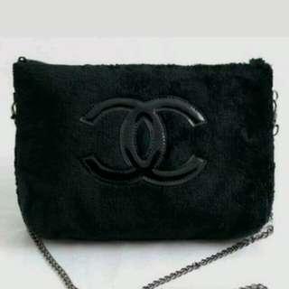 Authentic Chanel VIP Precision Beaute Chain Bag
