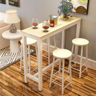 3.21 ☆SET FAMILY BAR TABLE