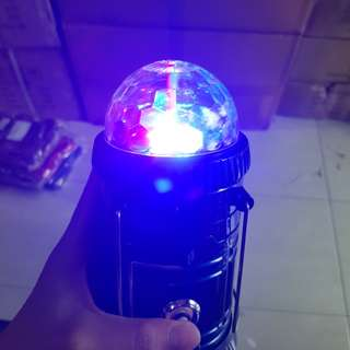 Emergency disco/emergency/senter multifungsi/senter/emergency tarik