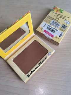 The Balm Bahama { bronzer ]
