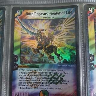 Duel Masters Aura Pegasus