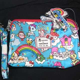 🌟BNWT Jujube Rainbow Dreams Beset Large Be Set (sale or trades with lucky star dreamworld tokidoki hello perky items)