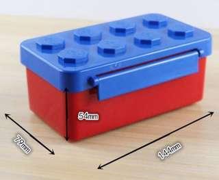 3 in 1 lego snack box