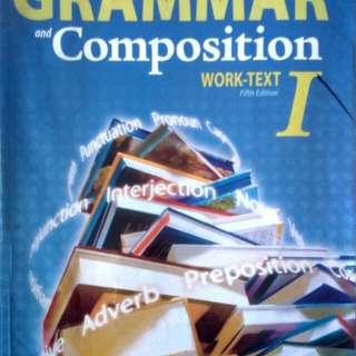 Grammar and Composition work-text 1