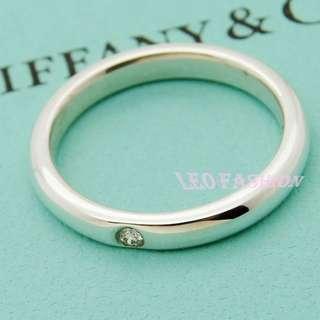 🚚 【LEO FASHION】二手正美品 Tiffany&Co.  鑲單鑽戒指