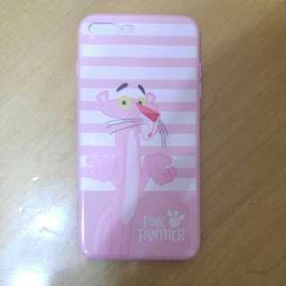 全新iPhone 7plus 粉紅豹機殼