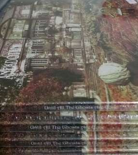 Mint sealed anekdoten digipak first press until all ghost are gone Sweden inclusive free postage