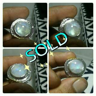 (SOLD)Lelong baiduri bulan