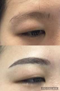 Microblading 6D Brow Embroidery Promotion🔥