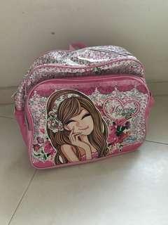 Cute Girl Backpack