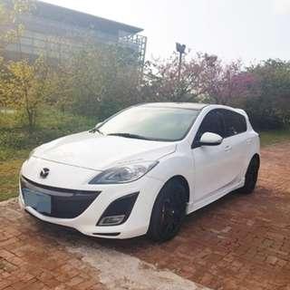 ✩✩ 2010 ☄ Mazda 3 5D 2.0L ☄ 頂級型 ✩✩