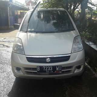 Suzuki Estilo thn 2007 Manual