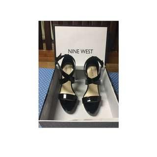 Nine West Strap Heels