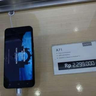 Oppo A71 cashback