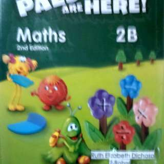My Pals Are Here Math 2B