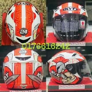 Helmet KYT SIMONE CORSI