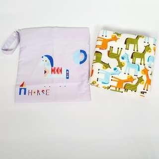 Diaper Changing Mat Set