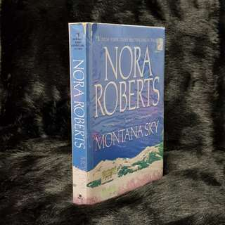 SALE! Bundle of 2 Nora Roberts Softbound Novels