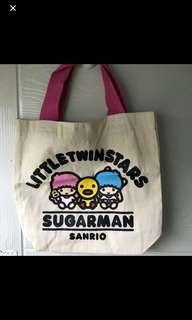 Sugarman x Twin Stars小布袋
