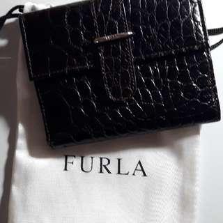 Original Furla bifold wallet