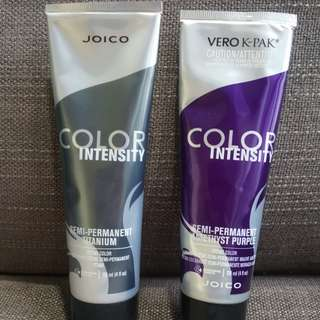 Joico color intensity