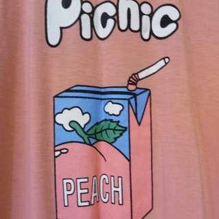Pink t shirt (cute)