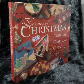 SALE! Treasury of Christmas (Cooking, Crafts & Gifts)
