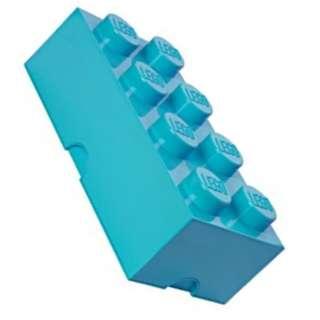 Lego 8-Stud Storage Brick - MEDIUM AZUR (LS-40041743)